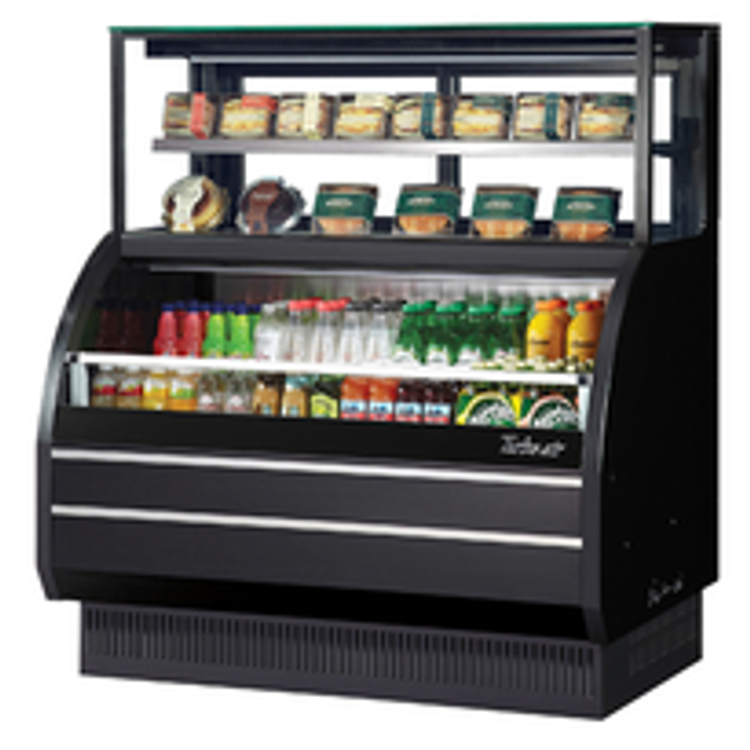 Turbo Air Dry and Refrigerated Bakery Cases