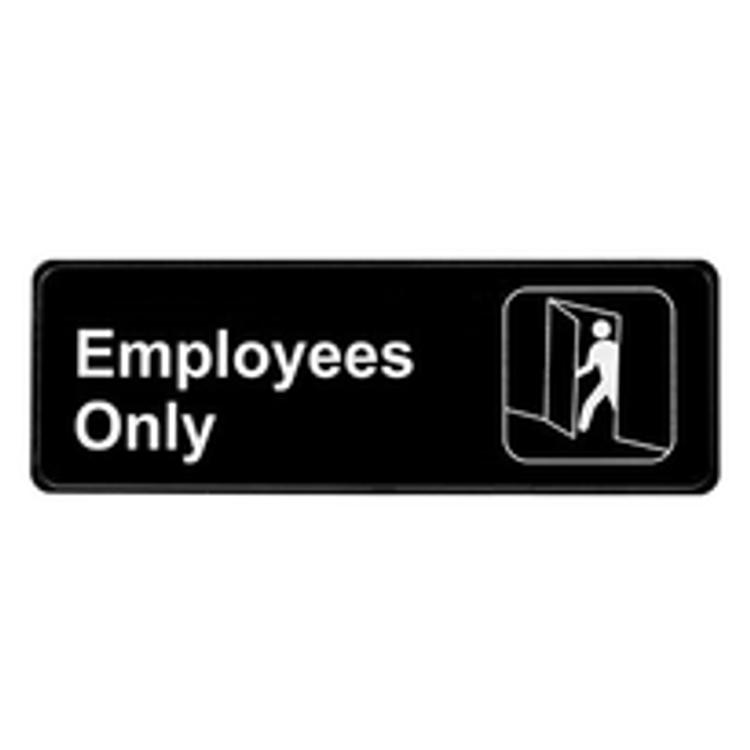 Alpine Restaurant Compliance Signs