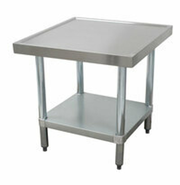 Advance Tabco Equipment Stand and Mixer Table