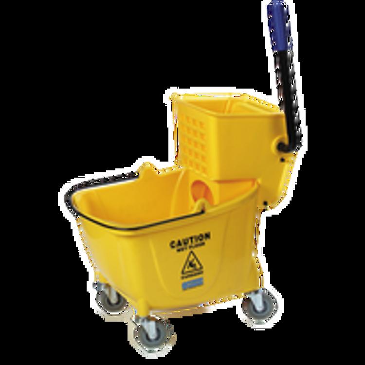Carlisle Wet Mop Wringers / Buckets