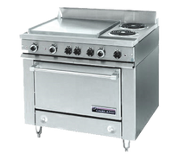 Garland Commercial Electric Range