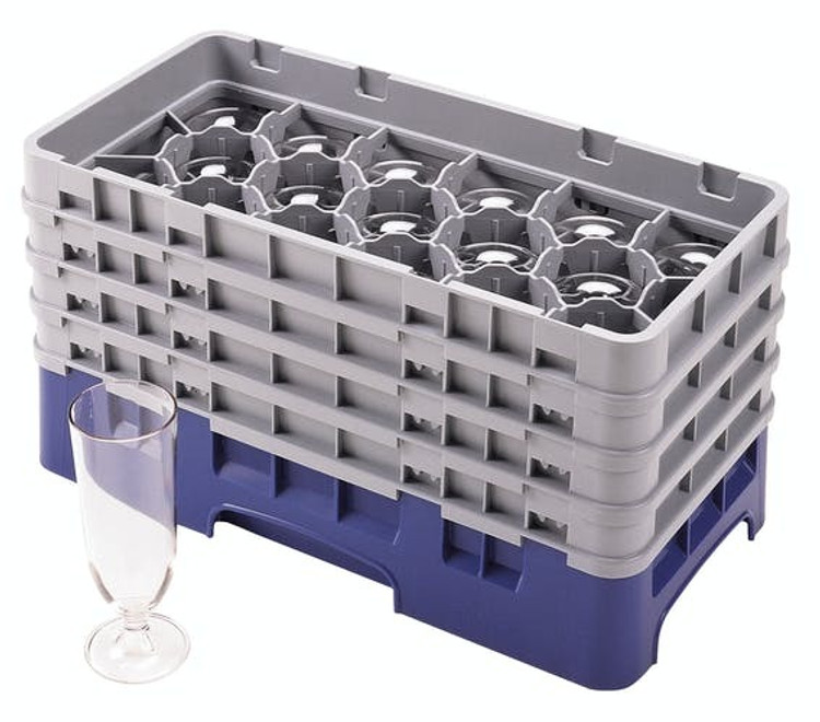 Cambro Glass Racks, Cup Racks and Extenders