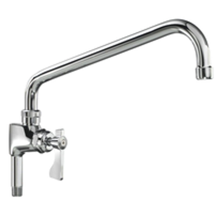 Krowne Add-On Faucet for Pre-Rinse Faucet