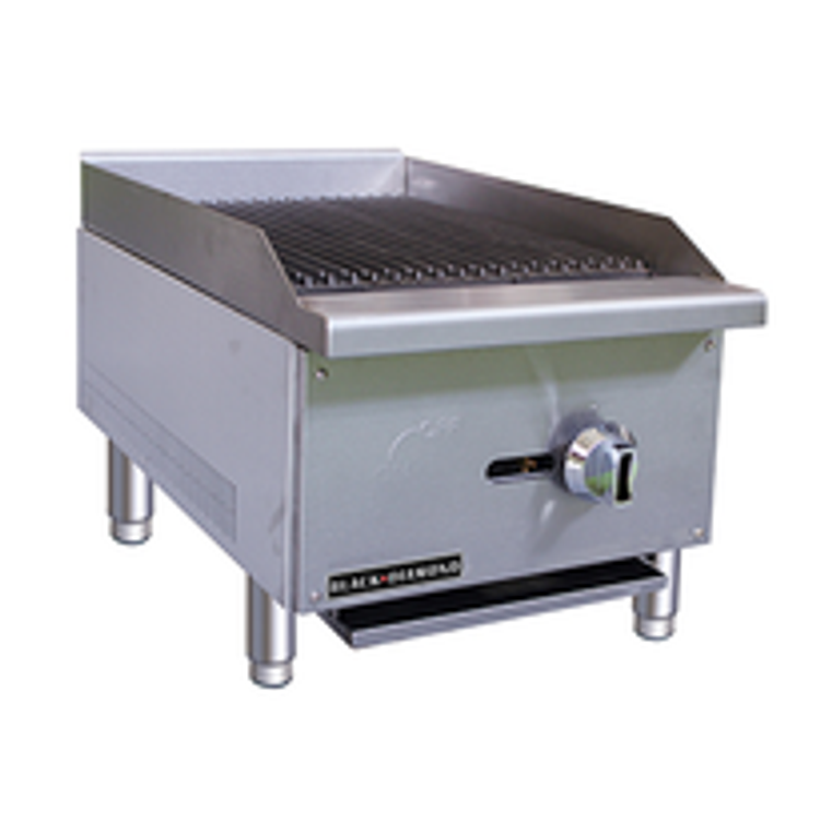 Admiral Craft Charbroiler