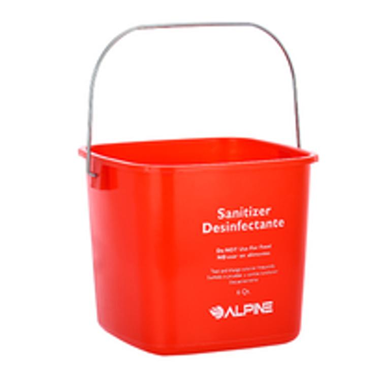 Alpine Sanitizing Pails