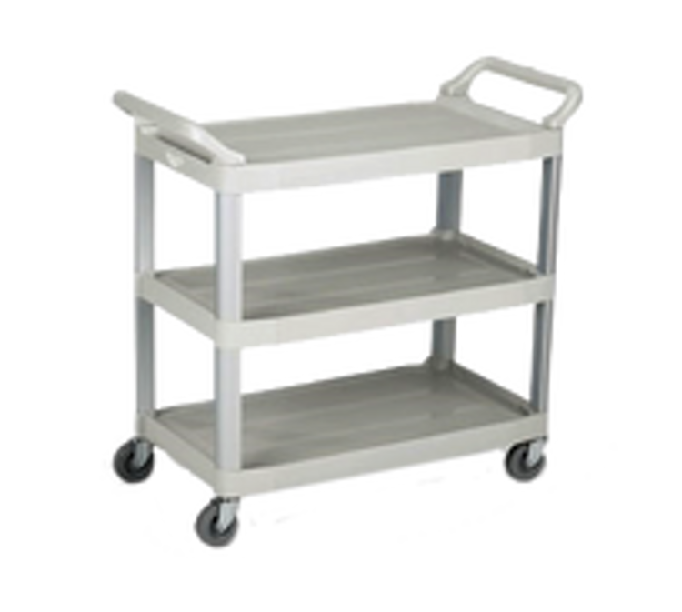 Vollrath Plastic Utility Carts and Bus Cart