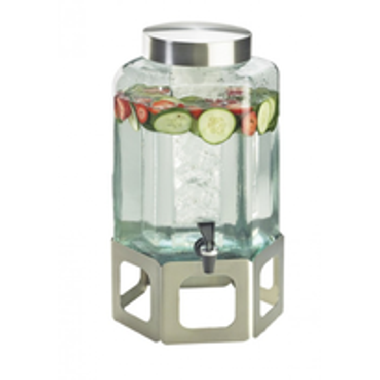 Cal-Mil Uninsulated Beverage Dispensers