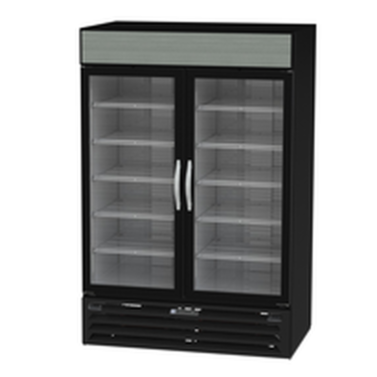 Beverage Air Glass Door Merchandiser Freezer