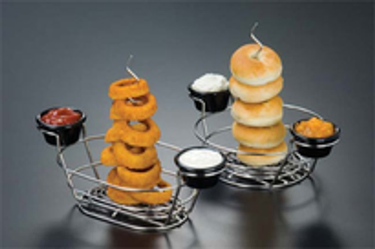 American Metalcraft Appetizer and Tasting Dishes