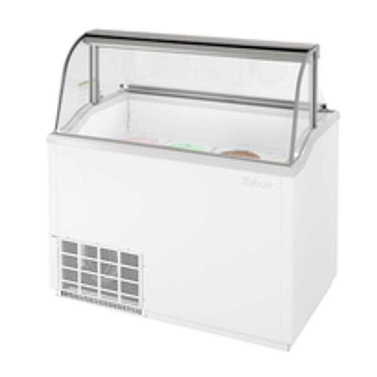 Turbo Air Ice Cream & Gelato Dipping Cabinets