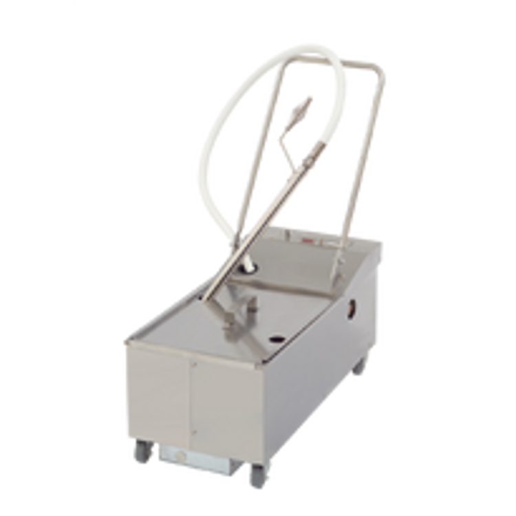 Frymaster Fryer Oil Filtration Machine