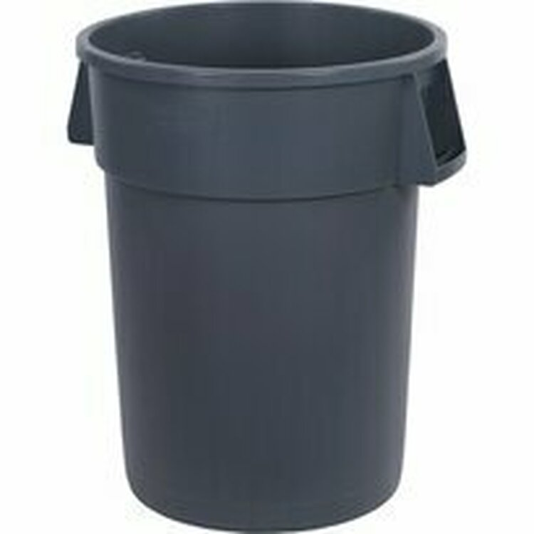 Carlisle Trash Can
