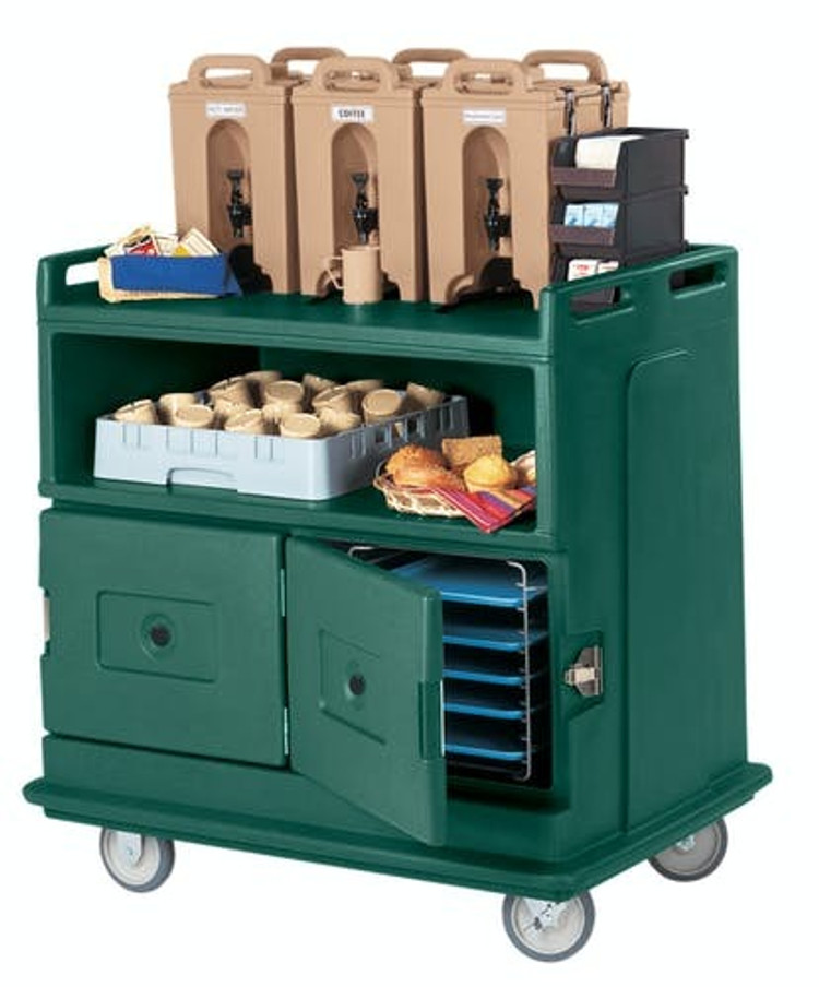Cambro Plastic Utility Carts and Bus Cart