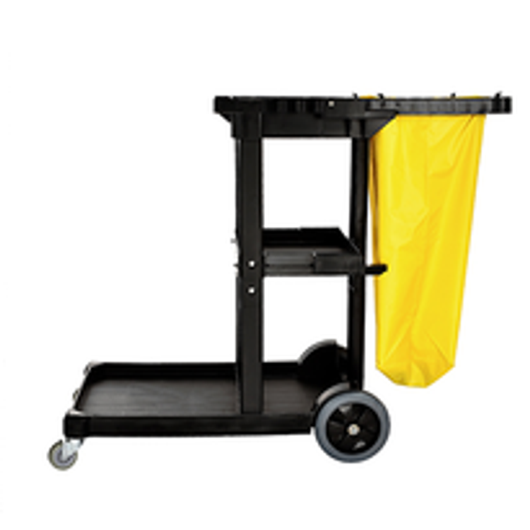 Alpine Janitorial / Cleaning Carts and Caddies