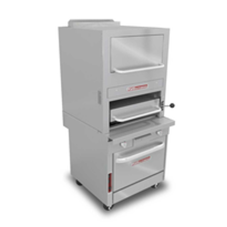 Southbend Commercial Broiler and Upright Broiler