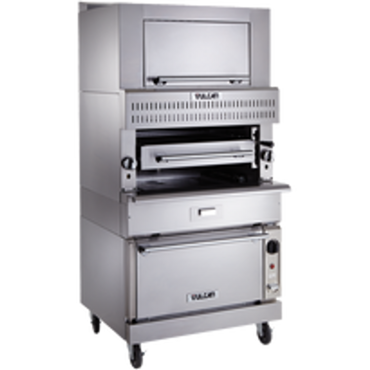 Vulcan Commercial Broiler and Upright Broiler