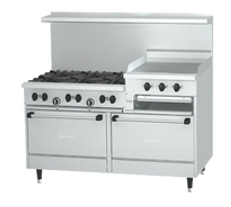 Garland Commercial Gas Range