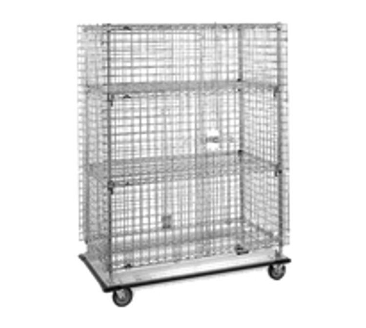 Metro Wire Security Shelving