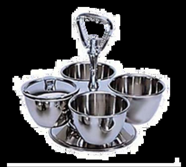 Admiral Craft Condiment Servers