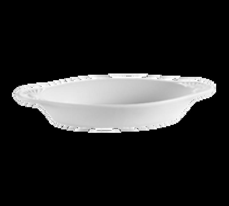 CACChina White Au Gratin Dishes / Rarebit Dishes
