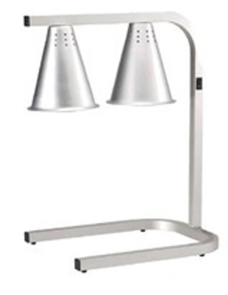 Admiral Craft Countertop Bulb Warmer Heat Lamp