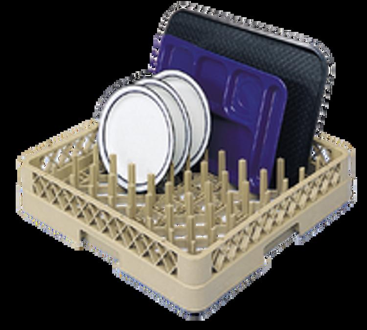 Vollrath Dish & Flatware Rack