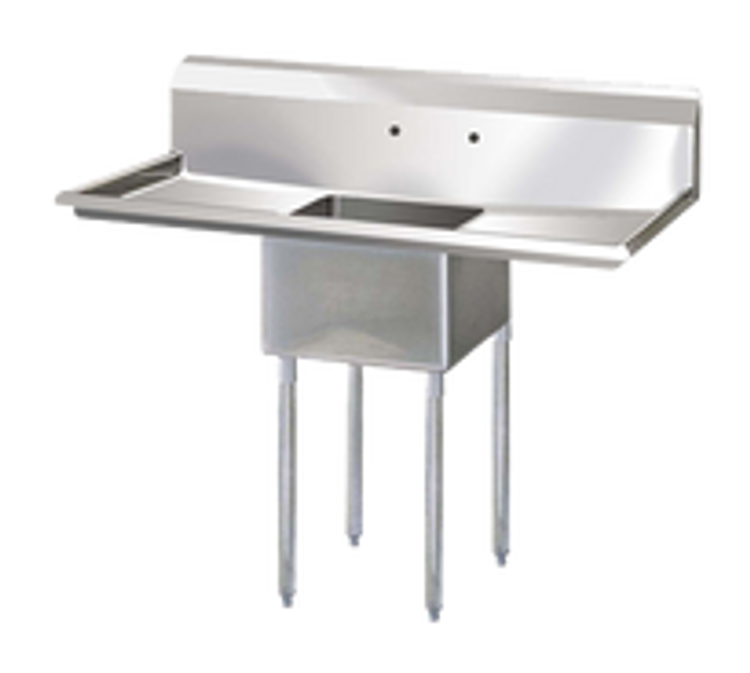 Turbo Air 1 Compartment Sink