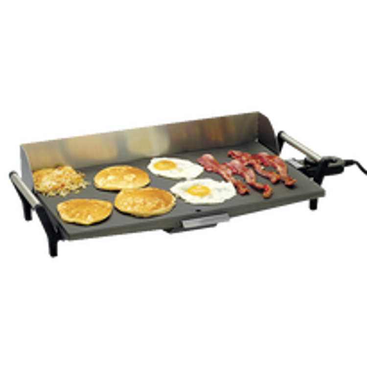 Cadco Countertop Commercial Griddles