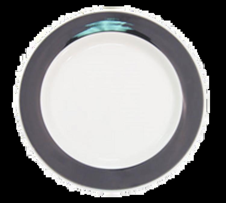 CACChina Colored Rim China Dinnerware