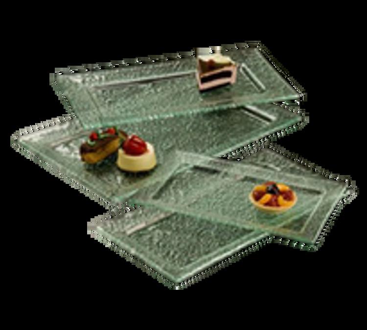 American Metalcraft Glass Platters & Trays