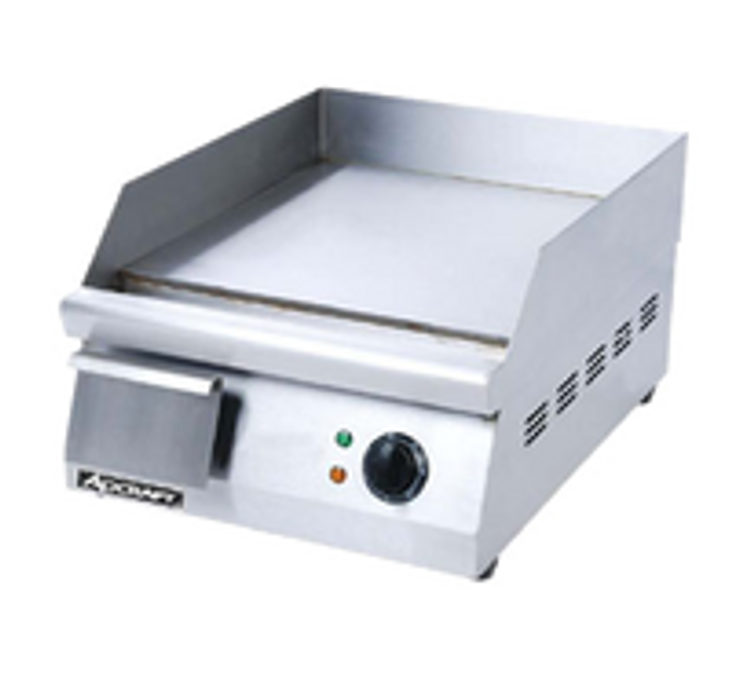 Admiral Craft Countertop Commercial Griddles