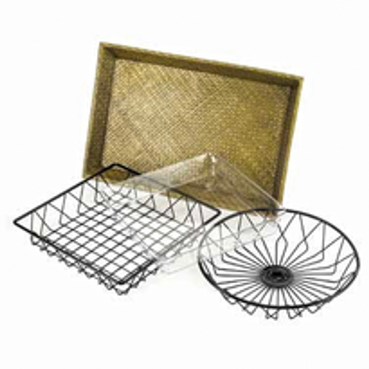 Cal-Mil Pastry Baskets and Bagel Baskets