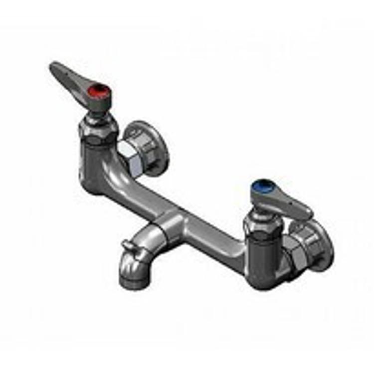 T&S Brass Mop Sink Faucet