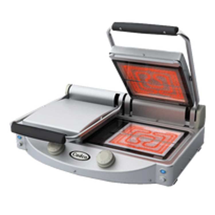 Cadco Commercial Panini Grill