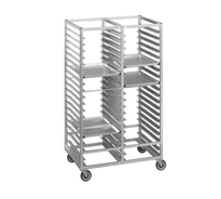 Channel Manufacturing Cafeteria Tray Rack