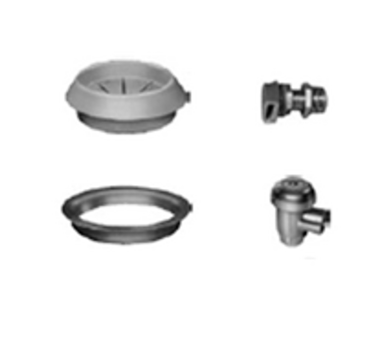 Hobart Disposer Parts and Accessories