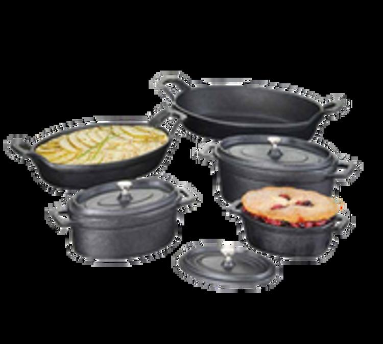 American Metalcraft Cast Iron Cookware