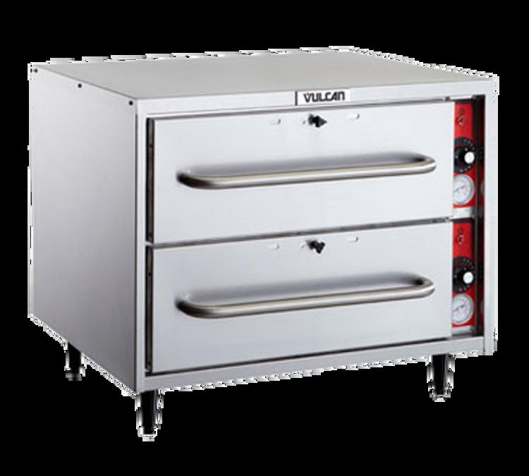 Vulcan Drawer Warmer