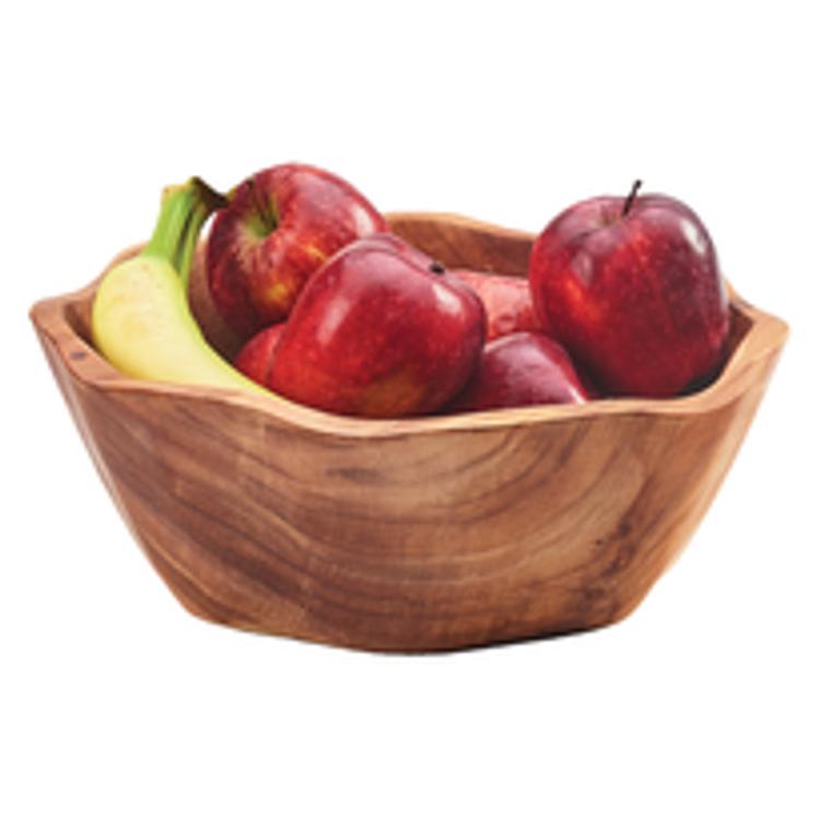 Cal-Mil Wooden Bowl