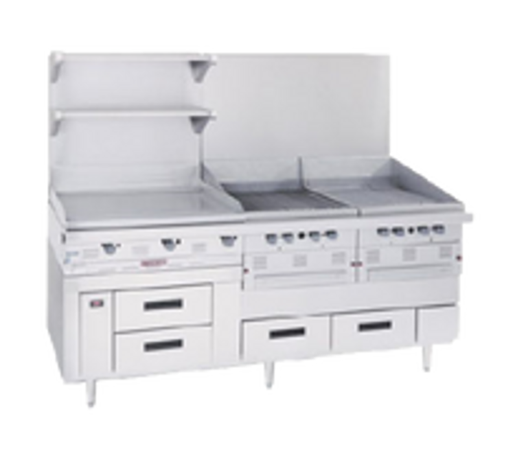 Garland Commercial Chef Bases