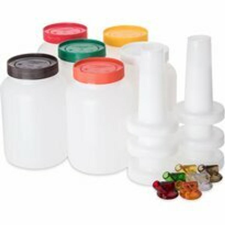 Carlisle Plastic Storage Containers & Pourers