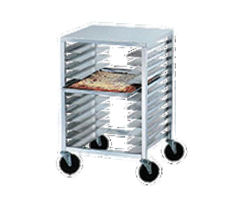 Advance Tabco Pizza Pan Racks and Dough Box Racks
