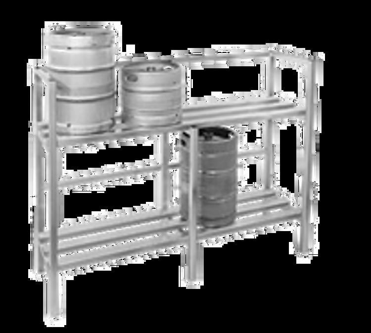 Channel Manufacturing Keg Racks