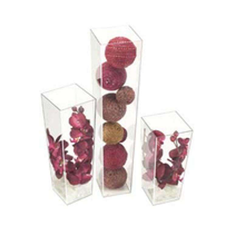 Cal-Mil Bud Vases and Accent Vases