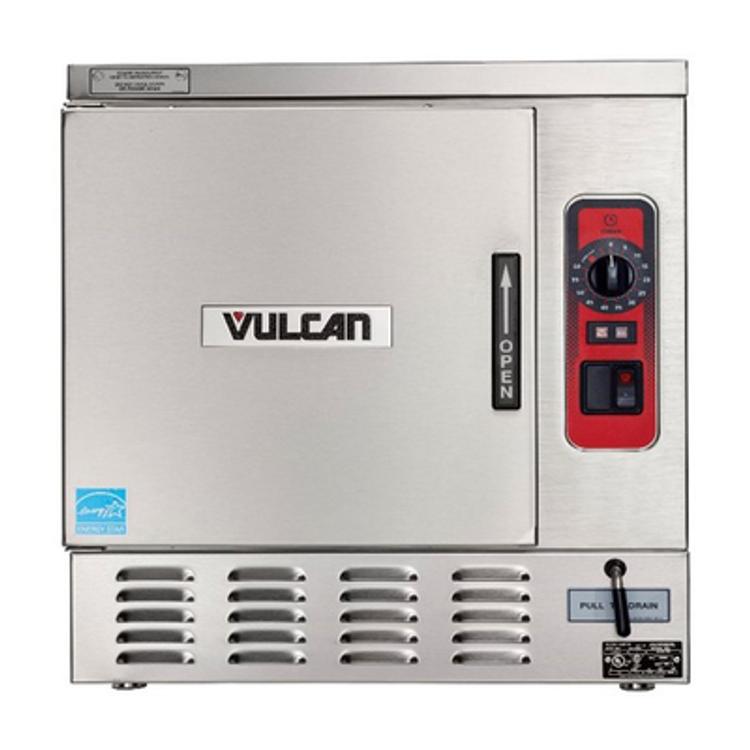 Vulcan Commercial Steamer