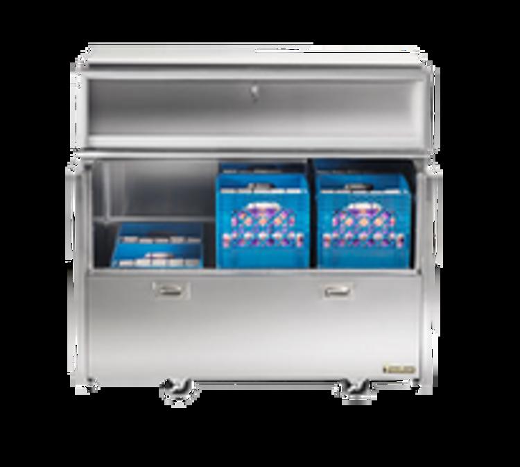 Traulsen School Milk Cooler