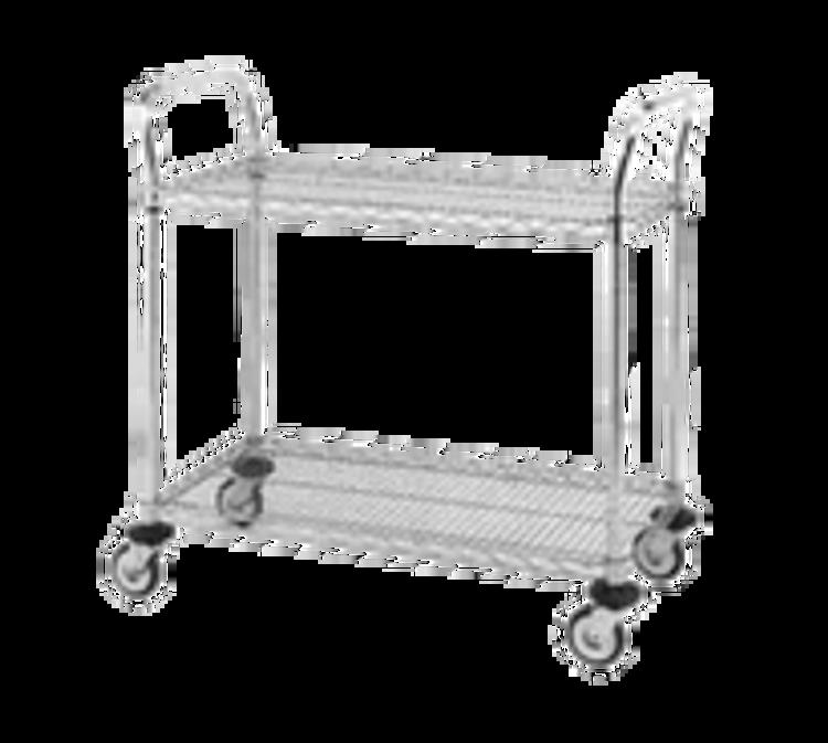 Metro Metal Bussing / Utility / Transport Cart