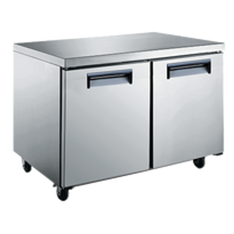 Admiral Craft Undercounter Freezer