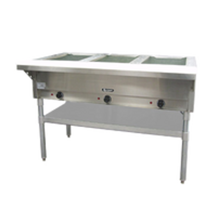 Admiral Craft Commercial Steam Table
