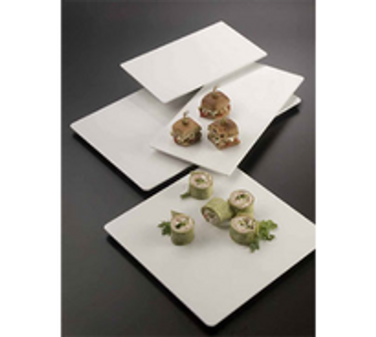 American Metalcraft Melamine Platters and Tray